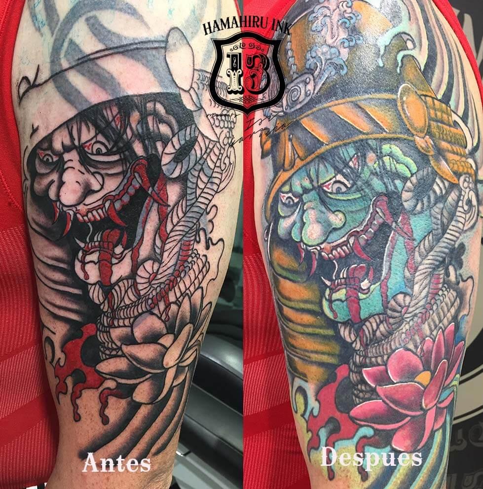 Samurai Tattoo Hamahiru 13 Ink Tattoo & Piercing