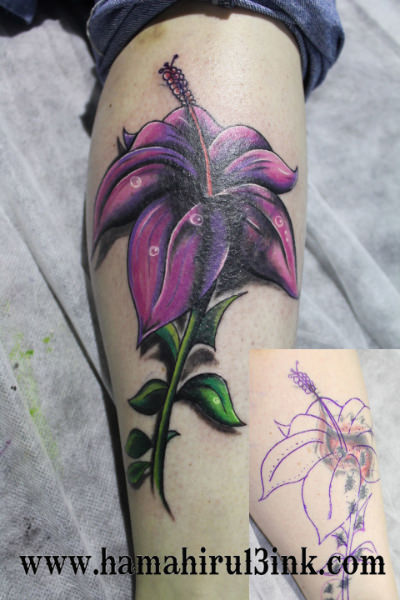 Cover up hamahiru 13 ink
