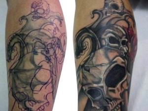 Tatuaje Cover Up