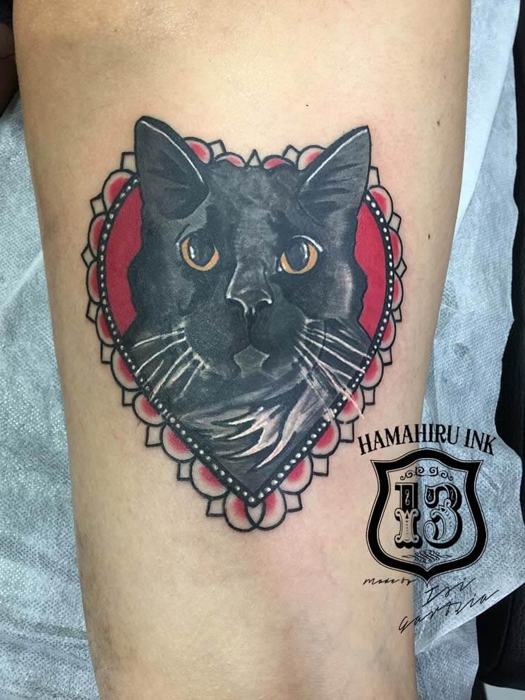 Cat-Tattoo-Hamahiru-13-Ink-Tattoo-Piercing