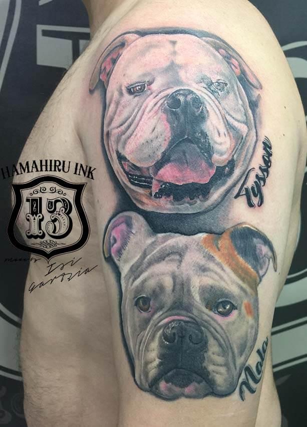 Dogs-Tattoo-Hamahiru-13-Ink-Tattoo-Piercing