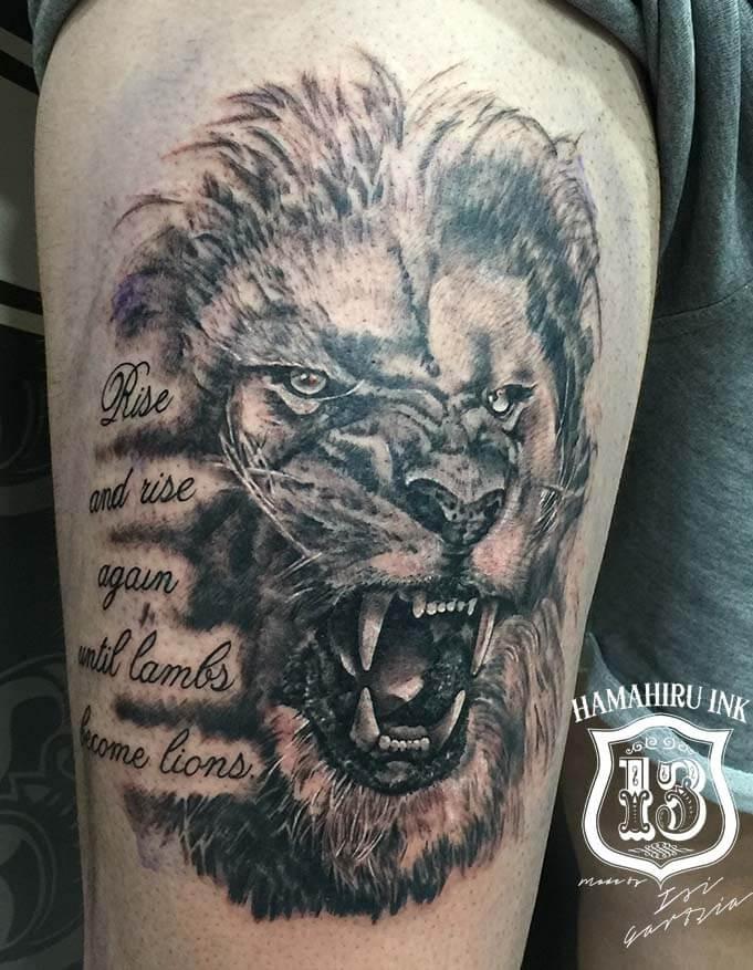 Tatuaje-leon-Hamahiru-13-Ink-Tattoo-Piercing