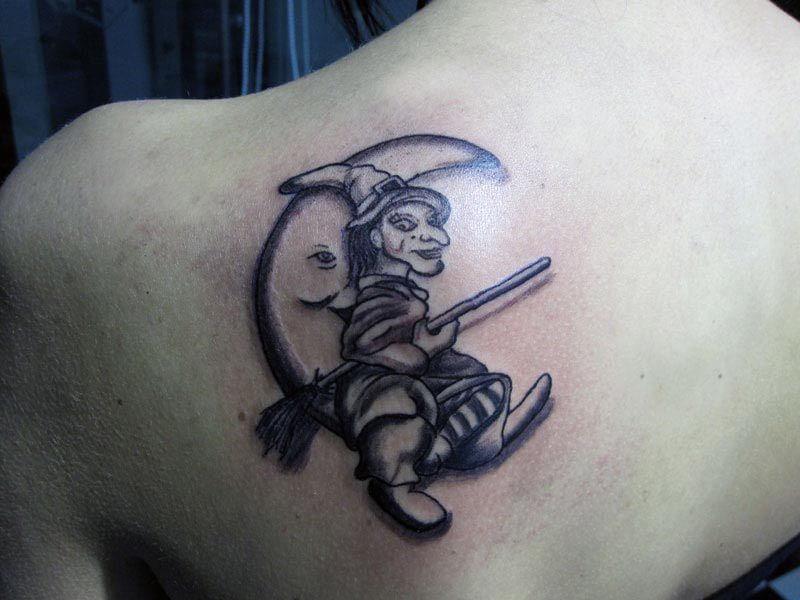 Tattoo Bruja