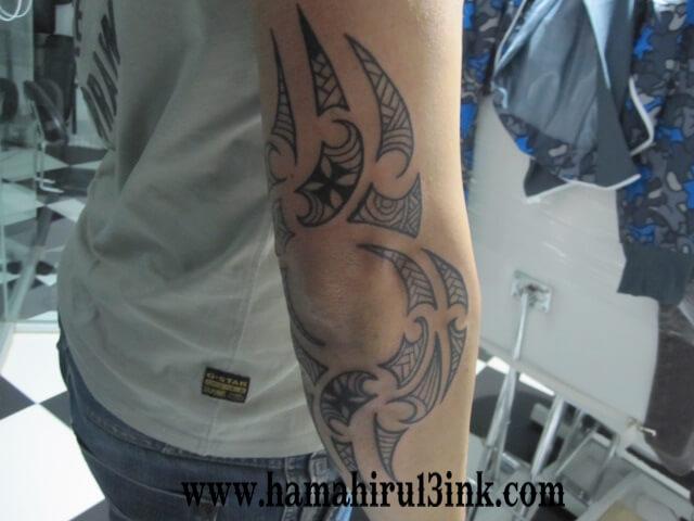 Tatuaje Maori Hamahiru 13 Ink Tattoo & Piercing
