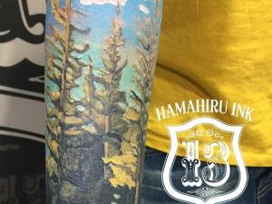 Cover up Tattoo Hamahiru 13 Ink Tattoo & Piercing