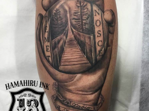 Realistic Tattoo Hamahiru 13 Ink Tattoo & Piercing