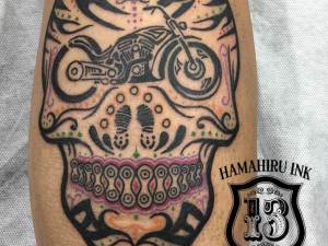 Skull-Tattoo-Hamahiru-13-Ink-Tattoo-Piercing