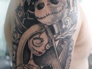 Tatuaje Jack Skeleton Hamahiru 13 Ink Tattoo & Piercing.jpg