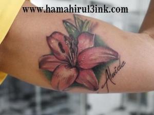 Tatuaje orquidea Hamahiru 13 Ink Tattoo & Piercing.jpg