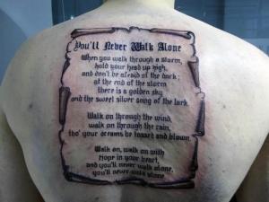 Tattoo Pergamino Hamahiru 13 Ink Tattoo & Piercing