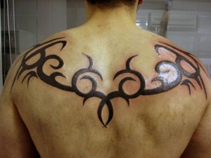 Tattoo Tribal Espalda Hamahiru 13 Ink Tattoo & Piercing
