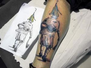 Tattoo zanpantzar Hamahiru 13 Ink Tattoo & Piercing