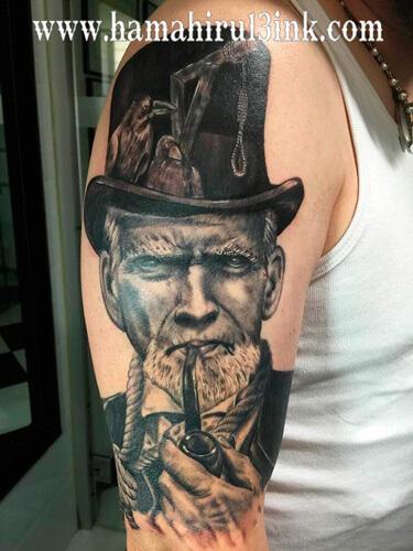 Tatuajes personalizados en Vitoria-Gasteiz