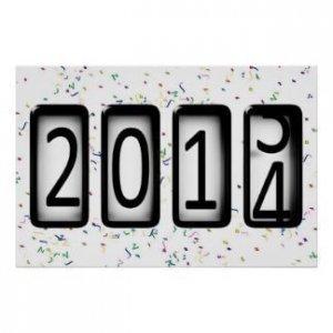 Adios 2013 / Hola 2014 Agur 2013 / Ongi etorri 2014