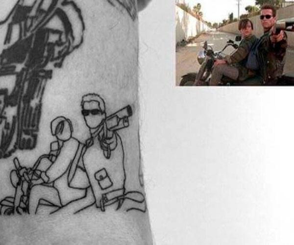 Alican Gorgu. El arte de tatuar los detalles.