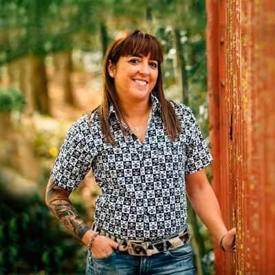 Sandra Lafuente, guía consejera de Hamahiru 13 ink